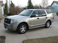 2008 Ford Expedition XLT SSV, VG SUV, Please Read Ad To See Why