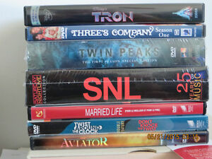 Variety of DVDs For Sale -SEE LISTING