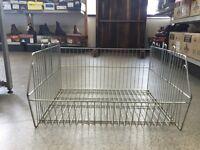 High quality metal baskets