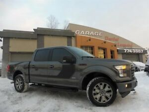 Ford F-150 CREW CAB, HERITAGE, SPORT, GPS, ET ++  2017