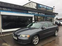 Volvo S60 2.4 ( 185bhp ) Geartronic 2007MY D5 SE Lux