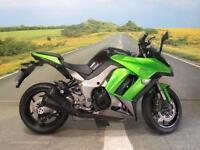 Kawasaki Z1000SX 2013