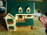 Huge Critters House plus Critters
