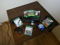 XBOX ONE & TV Package With Games, Kinect, Controllers and More!