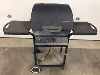 Sterling barbecue propane grill.