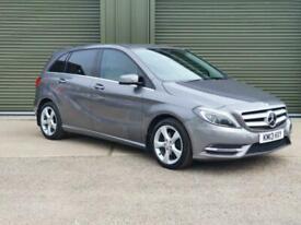 image for 2013 Mercedes-Benz B Class B180 CDI BlueEFFICIENCY Sport 5dr Auto MPV Diesel Aut