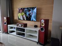 INSTALLATION SUPPORT TELEVISION TV CINEMAMAISON FOYER ELECTRIQUE