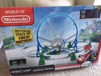 Mario Infinity Loop Track set £10 - **Collection from Romford, RM1**