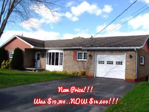 HOUSE ONLY! MUST BE MOVED LOCATED IN GRAND FALLS