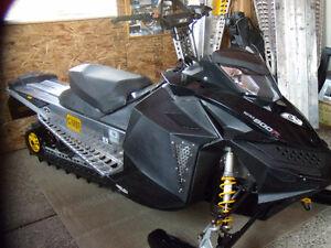 2009   SKIDOO  XP 800