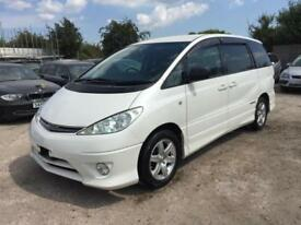 TOYOTA ESTIMA 2005 2.4 PETROL - AUTOMATIC - LOW MILEAGE - 8 SEATER*FAMILY CAR
