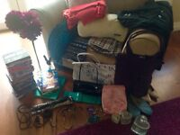 Job lot for car boot sale - make me an offer