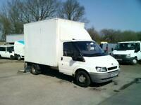 Ford Transit LUTON,06 REG,WHITE,ONLY 140k,LONG MOT,VERY TIDY VAN,NO VAT