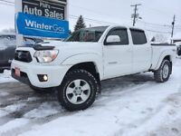 2014 Toyota Tacoma TRD LEATHER, NAVIGATION... FOR ONLY $35 995!