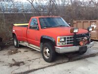1990 Chev K3500 4x4 dually