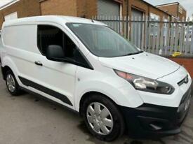 2017 17 Ford Transit Connect 1.5 TDCI Euro 6 75PS SWB L1 Short White Van NO VAT