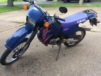 Dtr 125 full mot 94 reg rare bike + 06 Blaster 200 and trailer PX Ktm Husqy Enduro