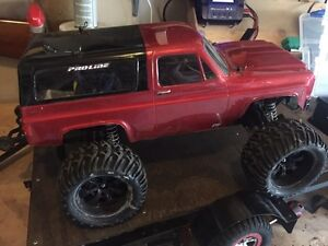 Rc Traxxas stampede 4x4 $350
