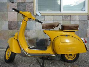 RARE Bajaj Chetak scooter 1977