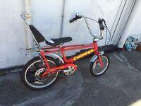 Raleigh chopper bike mk lll