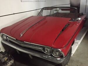 1962 Oldsmobile red convertible  !!  project  !!