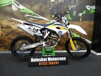 2015 Husqvarna FC 250 Electric start Motocross bike Very clean Example
