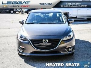 2015 Mazda Mazda3 GT  - Sunroof -  Navigation