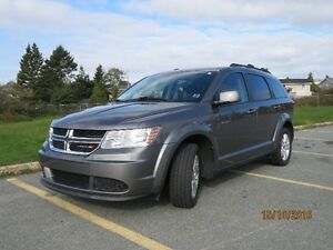 2012 Dodge Journey Canada Value Pkg SUV, Crossover