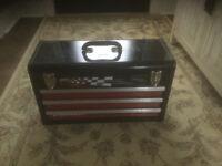 Chevrolet 3 drawer tool box