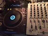 Pioneer DVJ1000 (not cdj!)