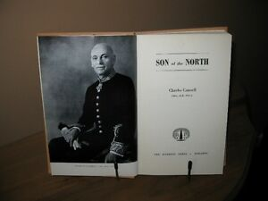 Rare historical book:  Son of the North by Charles Camsell