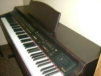 piano roland KR177 orchestral