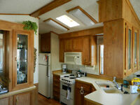 Adult living in a rv park  YOU OWN YOUR LAND  For SALE