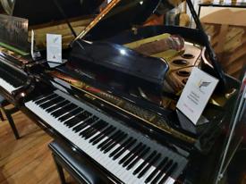 Yamaha G5 grand piano black polyester for sale