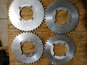 Mighty mini 120 gears