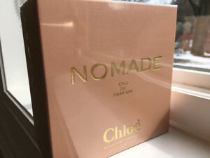 CHLOE NOMADE 75 ml Eau de Parfum 2.5 oz EDP RETAIL SEALED
