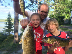 Private Lakefront  Cottages Lake Nipissing August Specials