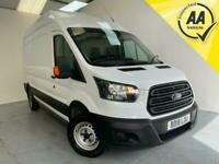 2018 Ford Transit 350 Base L3 H3 Diesel 1 Owner Service History Euro Combi Van D