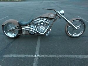BIG BEAR CHOPPERS SLED 300 PRO STREET