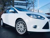 2013 Ford Focus 1.6TDCi ( 115ps ) Zetec(GOOD HISTORY,WARRANTY)