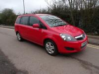 2013 Vauxhall Zafira 1.6i ++ DAMAGED REPAIRED ++ CAT B ++ NOT ROAD LEGAL ++