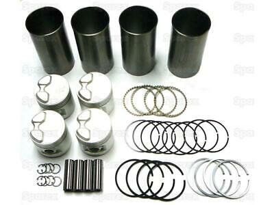 Ford N H Piston Ring Liner Kit 134 Gas 3 Ring S60706 Free Shipping Ds