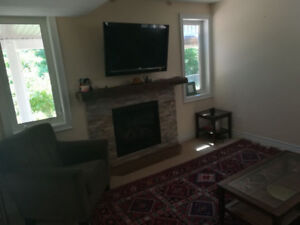 Walkout 2 bedrooms basement apartment for rent starting Aug 15