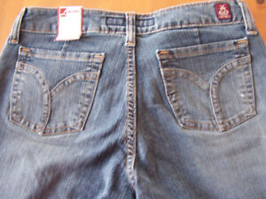 3 Pairs Brand Name Ladies' Jeans -  Sz. 27