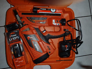 Imli325 Paslode Impulse Cordless Framing Nailgun