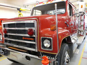 1987 International S2500 Fire Truck for Sale