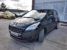 2010 Peugeot 3008 1.6 HDi FAP Active EGC 5dr