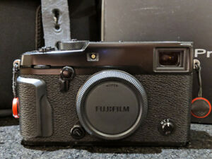 Fuji XPro2 Body / Billingham f2.8 / Plus Extras