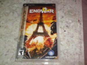 PSP GAME ENDWAR