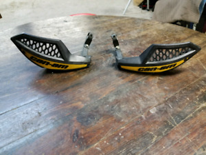 Can am handguards
